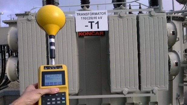 Electromagnetic Field Testing Department
